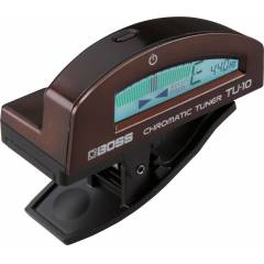 Boss TU-10 Brown Chromatic Tuner [DD]