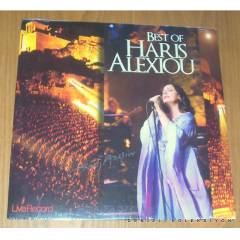 BEST OF HARIS ALEXIOU LP SIFIR �CRETS�Z KARGO