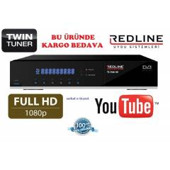 REDL�NE TS 7500 HD TW�N TUNER FULL HD UYDU ALICI