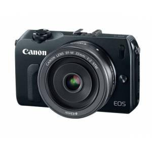 Canon Eos M + 18 55 IS STM Kit