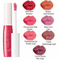 AVON COLOR TREND READ MY LIPS PARLATICI 6 ML