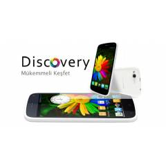 GENERAL MOBILE DISCOVERY BLACK 16 GB