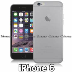 iPhone 6 Kilif 0,2 Mm �nce Spada Silikon K�l�f