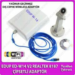 Outdoor 5KM Higi Power Usb Wireless Adapt�r Edup