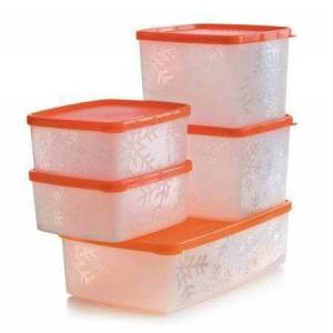 TUPPERWARE ANTART�KA SET 5 L�  KARGOSUZ