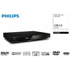 Philips DVP2850 DVD DivX USB 2,0 PLAYER