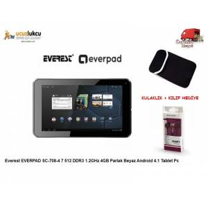 Everest EVERPAD SC-708-4 7inc Android Tablet PC