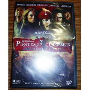 PIRATES OF THE CARIBBEAN * AT WORLD'S END