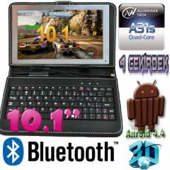 Excon D�rt �ekirdekli Tablet Pc Bluetooth Klavye