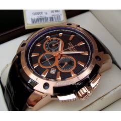 HİSLON SWİSS 3350G ROSE GOLD MULTİFOKSİYON SAAT