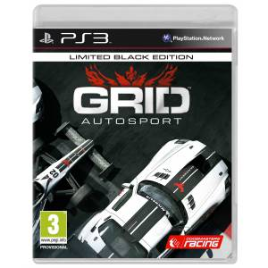 PS3 GR�D AUTOSPORT LIMITED BLACK EDITION