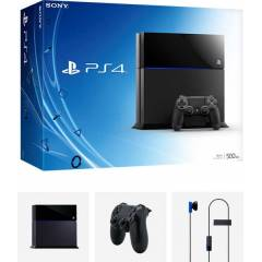 SONY PS4 KONSOL 500 GB. PLAYSTATION 4 KONSOL