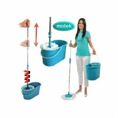 Motek Magic Pratik Mop Seti+ 2 YEDEK BA�LIK