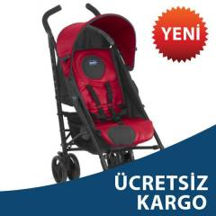 Chicco Lite Way Baston  Bebek Arabas� Red Wawe