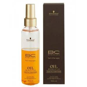Bonacure Oil Miracle Argan Sprey Krem 150 ml