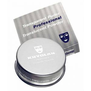 Kryolan Tv Paint Transparan Pudra TL-9