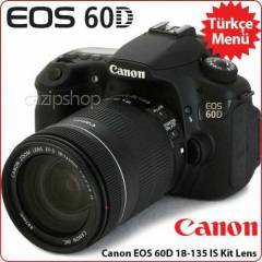 CANON EOS 60D 18-135mm IS LENS KIT