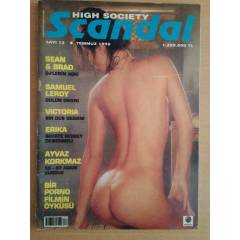 HIGH SOCIETY SCANDAL EROT�K DERG�-1998-12