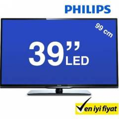 "Philips 39PFL4398H 39"" 100Hz UsbMovie 3D FULL HD"