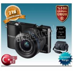 Samsung NX1000 (20-50mm) Kit Smart Aynas�z SLR