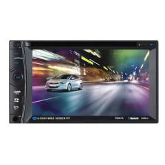 "PIONEER F6067A Oto 6.2"" Dvd Player(ParkSens�rl�)"