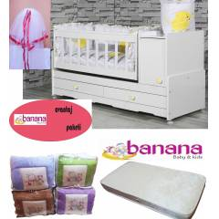 BANANA BABY&K�DS SW-261 SW�NG B�Y�YEN BE��K