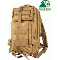 USA Tactical K���k Boy �anta [ Hardal Renkli ]