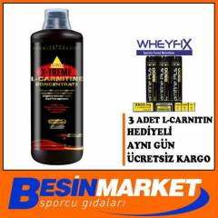 INKOSPOR X-TREME L-Carnitine Liquid 1000 Ml