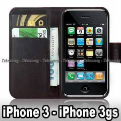 iPhone 3 K�l�f �phone 3 3Gs Slim C�zdan k�l�f