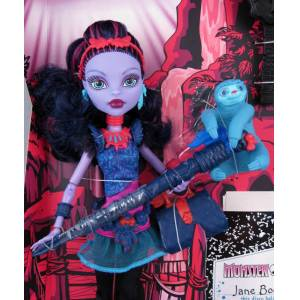 "Monster High ""Jane Boolittle"""