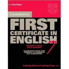 First Certificate in English 7