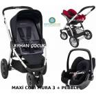 Maxi Cosi Mura 3 Plus Travel Sistm Bebek Arabas�