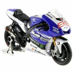 Maisto 2013 Yamaha Racing Model Motorsiklet 1: