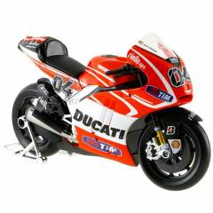 Maisto 2013 Ducati Gp Racing Model Motorsiklet