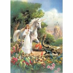 KS 500 Par�a Puzzle Unicorn
