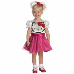 Hello Kitty �ocuk Kost�m L�ks 1-2 Ya�