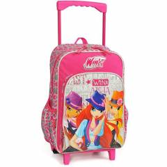 Winx Club �ek �ek Okul �antas� Model 2