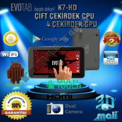 Evotab �ift �ekirdekli Tablet Pc Android 4.4 8gb