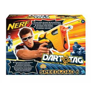Nerf Dart Tag H�zl� At��