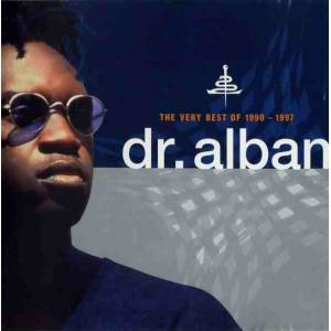 DR. ALBAN THE VERY BEST OF 1990 - 1997 CD ALBUM