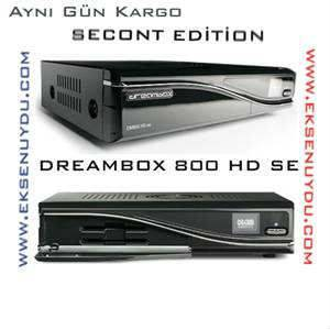 Dreambox 800 Hd Se Dahili Wifi ve 6 Ay Hediyeli
