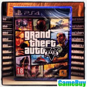 PS4 GTA 5 GRAND THEFT AUTO 5 PLAYSTATION 4 OYUN