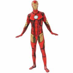 Iron Man Stre� Yeti�kin Kost�m Medium