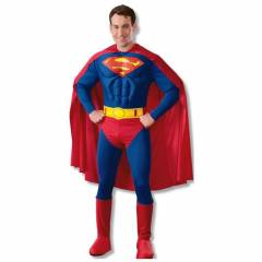 Superman Yeti�kin Kost�m Large