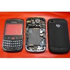 BlackBerry Curve 8520 Kasa Kapak Tu� Full Set