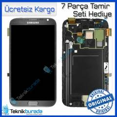 Samsung Galaxy Note 2 N7100 LCD Ekran + Touch