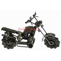 KOMPLE METAL EL ����L��� MOTOS�KLET L-038