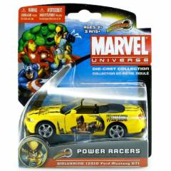Maisto Marvel Power Racers 2010 Ford Mustang G