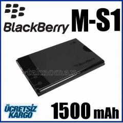 BlackBerry Bold 9780 Batarya MS1 Pil 1500mAh ORJ