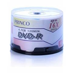Pr�nco 16X DVD R 4.7GB 50 L�k Box